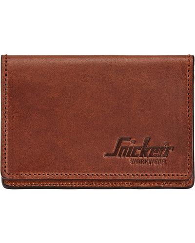 Snickers Workwear 9754 Leren ID-houder 10-pack