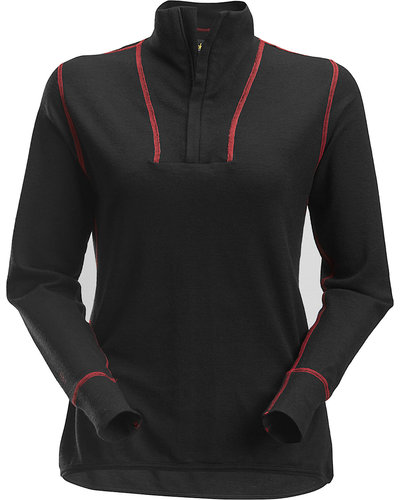 Snickers Workwear 9476 Multinorm Dames ½ Zip Shirt, Wol