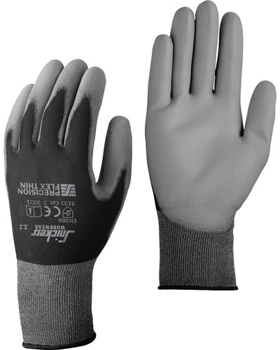 Snickers Workwear 9321 Precision Flex Light Gloves - 10 paar