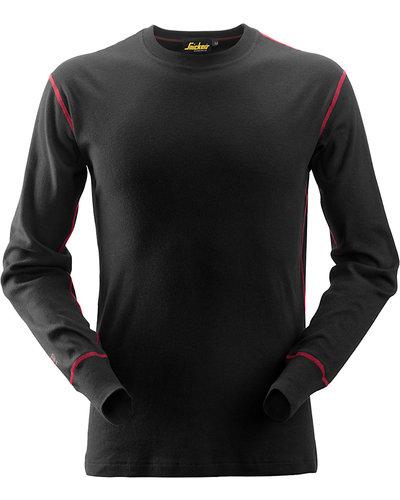 Snickers Workwear ProtecWork Basisshirt met Lange Mouwen