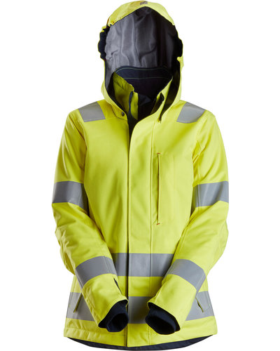 Snickers Workwear 1167 Multinorm Isolerend Damesjack, Hi-Vis 3