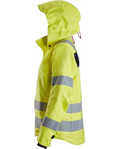 Snickers Workwear ProtecWork Geïsoleerde Damesjas met Capuchon, High-Vis 3
