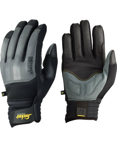 Snickers Workwear 9575 Power Cut 3 Gloves