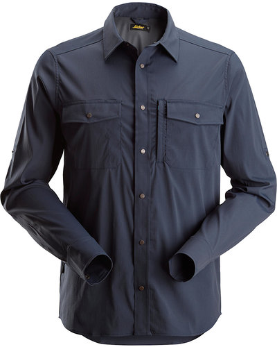 Snickers Workwear 8521 UPF 50+ Shirt met Lange Mouwen