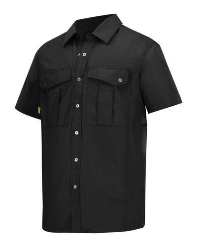 Snickers Workwear Rip Stop Shirt van Snickers, model 8506 met korte mouwen