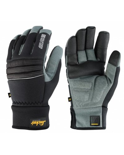 Snickers Workwear 9580 Weather Neo Grip Gloves