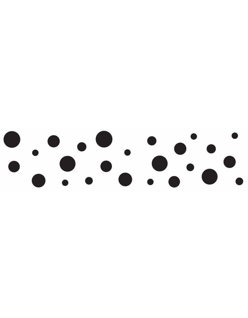 Cake Boss™ Fondantroller met patroon 'Dots'