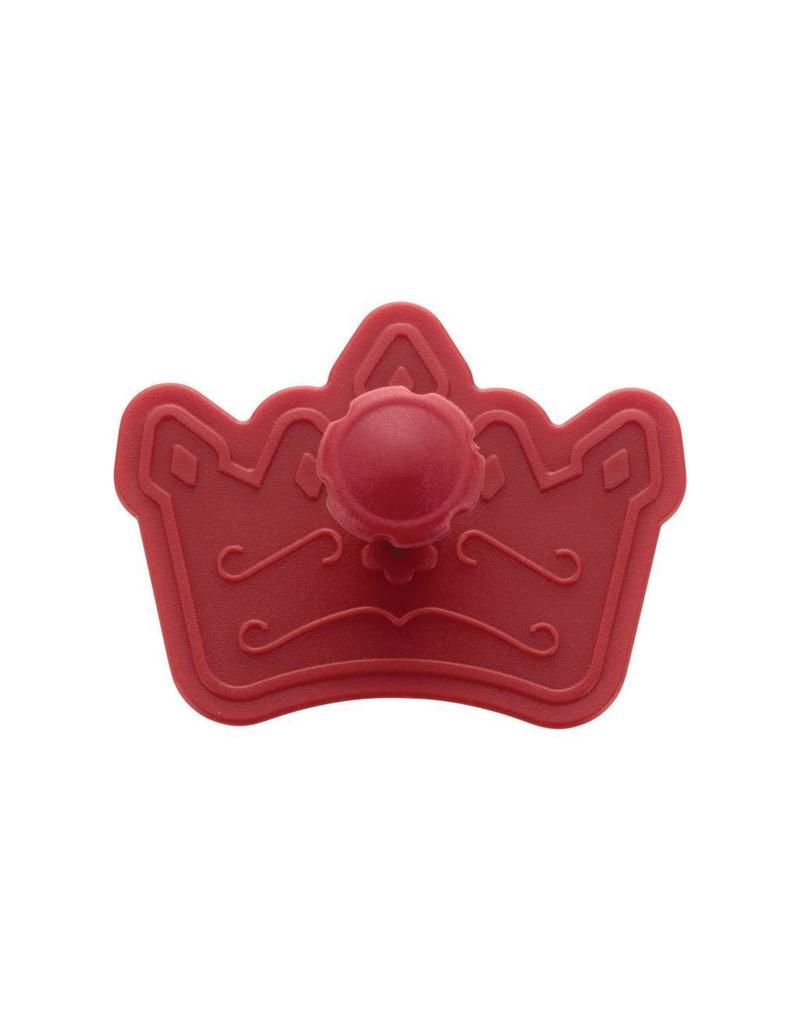 Cake Boss™ 4-delige stempelset 'Prinses'