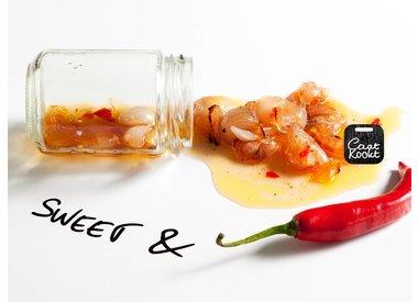 Caat Kookt: Spicy sjalotten jam