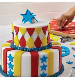 Cake Boss™ Decoratieset 'Circus'