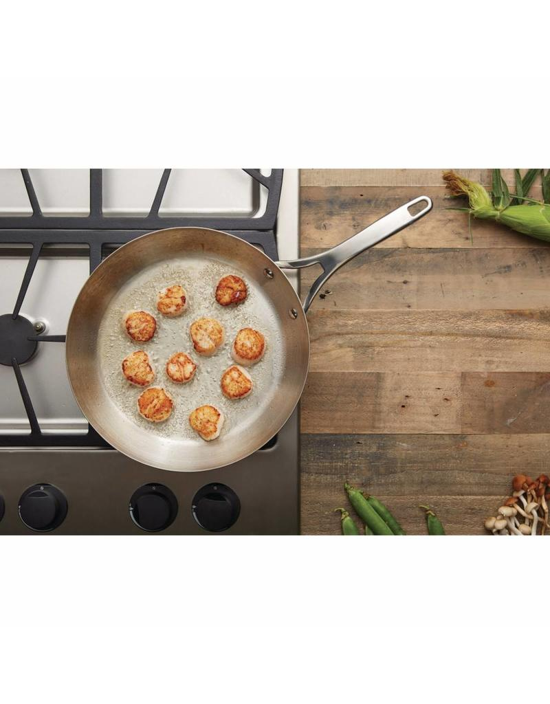 Anolon  Copper Stainless Steel pannenset