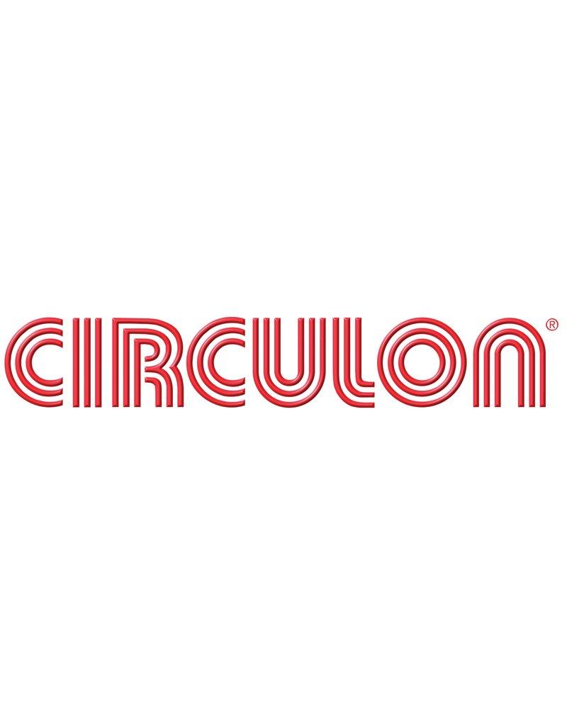 Circulon Koekenpan  non-stick 24 cm rood