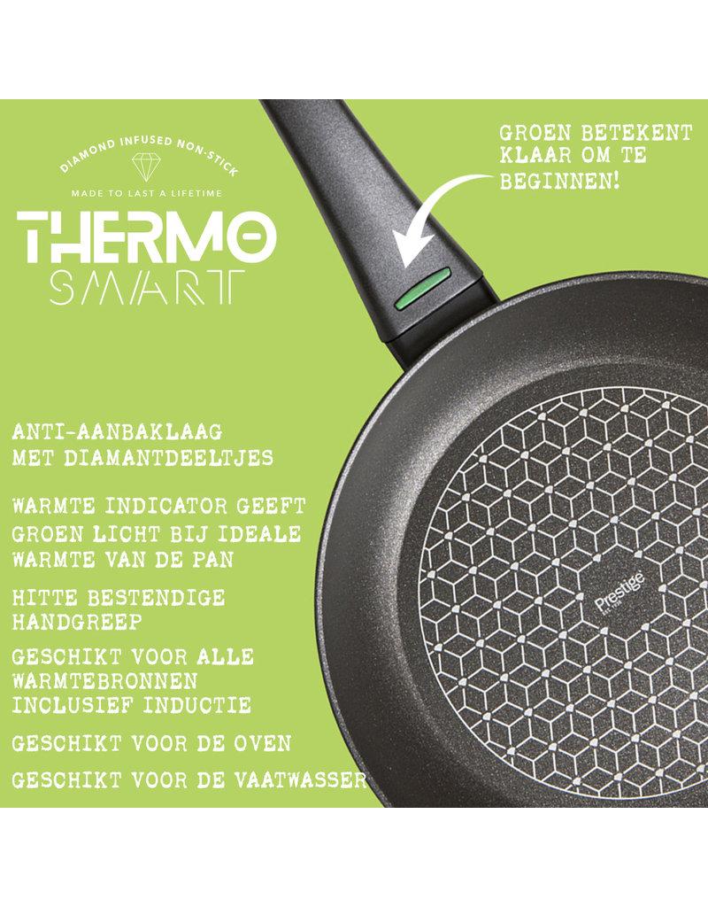 Prestige Thermo Smart koekenpan  24 cm