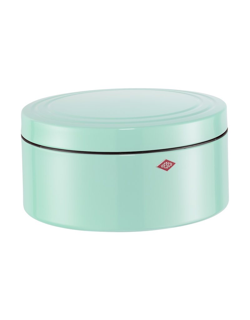 Wesco Cookie Box classic mint groen