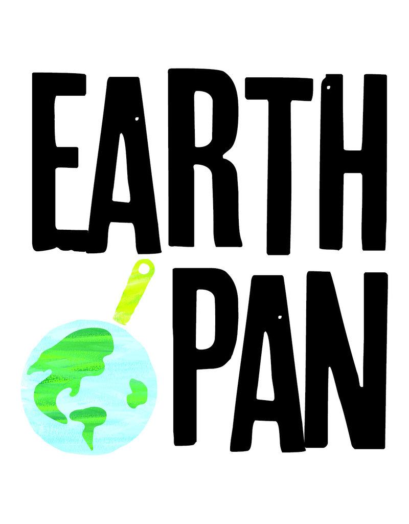 Prestige Earth koekenpan 28 cm met deksel | ♻️ 100 % gerecycled & recyclebaar| Keramische antiaanbaklaag