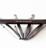 Classic-Line Kugelschreiber oder Druckbleistift 849 schwarz mit Gravur