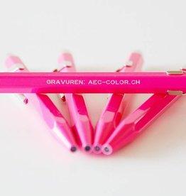 Kugelschreiber inkl. Gravur Fluo-Farben