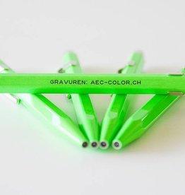 Kugelschreiber mit Gravur Fluo-Farben