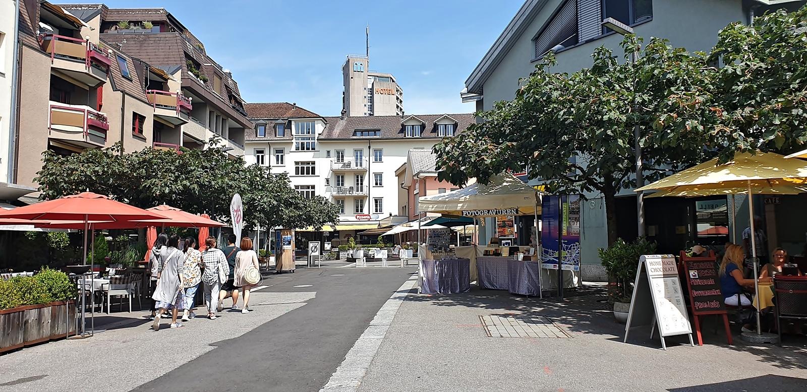 Marktplatz Interlaken