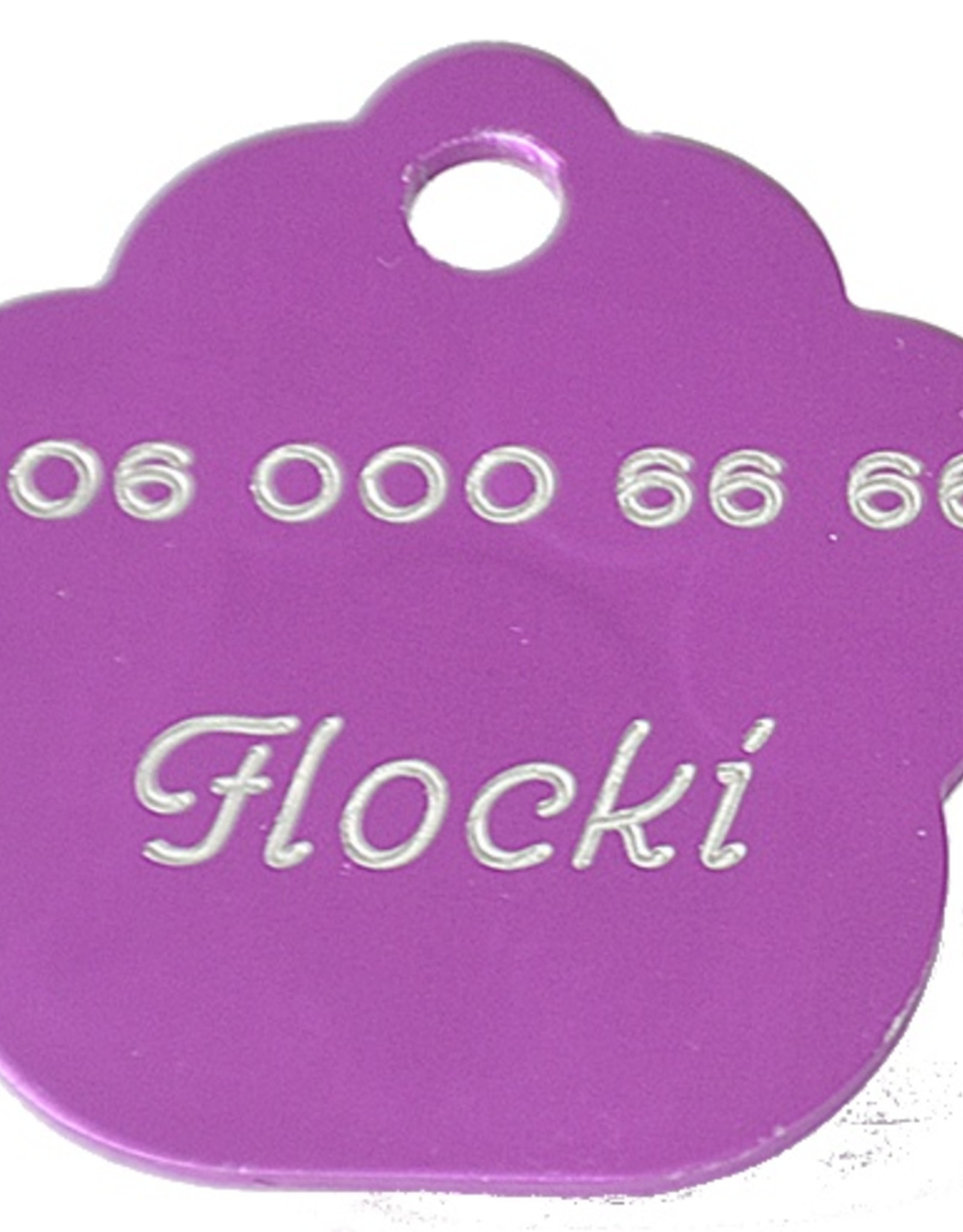 Tiermarken mit Namen & Telefonnummer