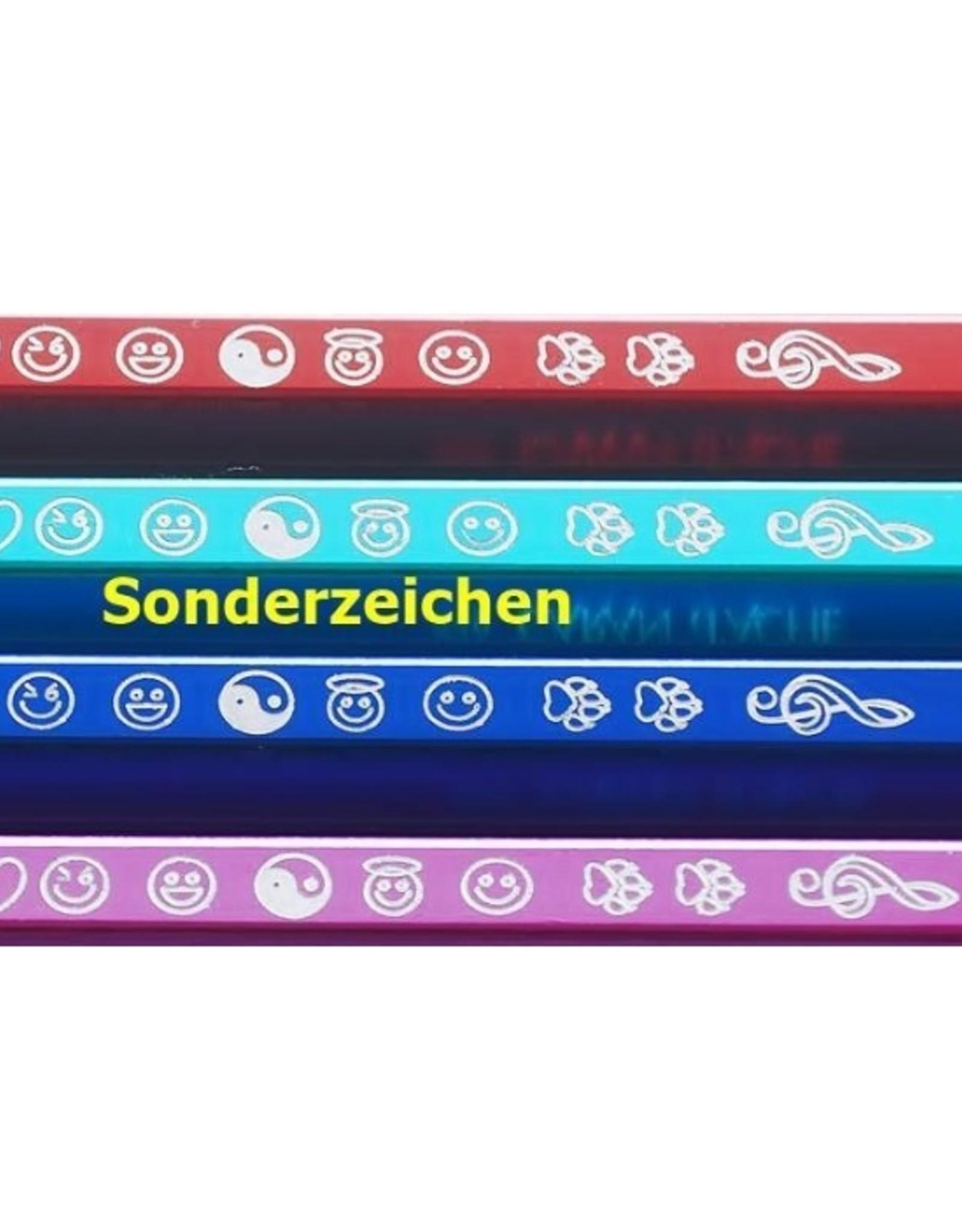 Kugelschreiber inkl. Gravur Fluo-Line 849 pink mit Gravur