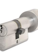 S2skg**s6 Knopcilinder 75 mm 30/45 knop  met 3 zaagsleutels