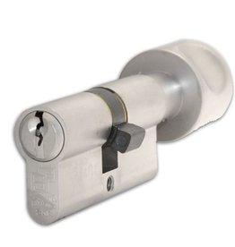 S2skg**s6 Knopcilinders 75 mm 30/45knop 3 sleutels