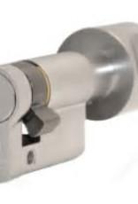 S2skg**F6 Knopcilinder 60 mm 30/30 3 keersleutels