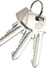 S2skg**s6 S2 Veiligheidscilinder  95 mm 45/50 3 sleutels Politie Keurmerk Veilig Wonen