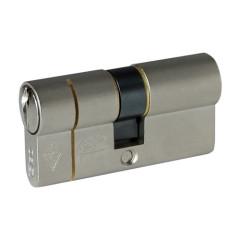 ISEO F6 Extra S SKG*** Cilinder 85 mm 40/45 wil u de cilinder gelijksluitend hebben of met draaiknop ?