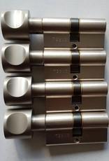 S2skg**s6 Knopcilinders 65 mm 35/30  in combinatie met gewone cilinders - Copy