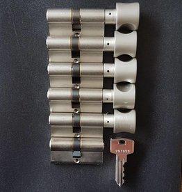 S2skg**s6 6 gelijke cilinders 5 knop +1 zonder