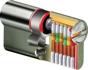 S2skg**s6 veilig wonen set 2 knop + 2 gewone cilinders 6 zaagsleutels