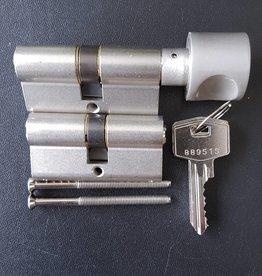 S2skg**s6 Knopcilinder + 1 gewone cilinder 6 nummer sleutels