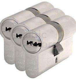 S2skg**F6 3 gelijke cilinders 75 mm 30/45