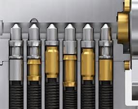 S2skg**F6 4 gelijk sluitende knopcilinders  6 keersleutels