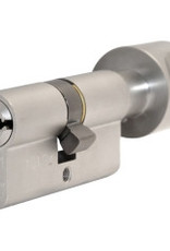 S2skg**F6 5 gelijk sluitende 4 knopcilinders + 1 normale cilinder 6 keersleutels