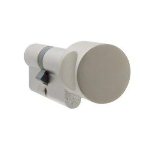 S2skg**s6 3 gelijksluitende knopcilinders + 1 normale cilinder  S2SKG**S6 60 mm 30/30 met 6 zaagsleutels