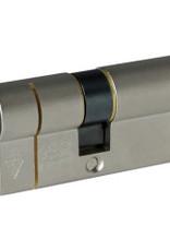 ISEO F6 Extra S SKG*** Cilinder 65 mm 55/10  wil u de cilinder gelijk sluitend hebben of voorzien van draaiknop ?