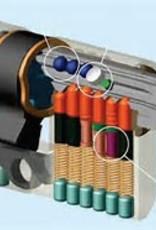 S2skg**s6 S2 Cilinder 50 mm  40/10 veiligheids cilinder politie keurmerk Veilig Wonen