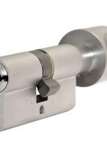 S2skg**F6 Knopcilinder s2skg**f6 80 mm 30/50knop 3 keersleutels