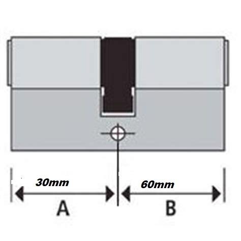 ISEO F6 Extra S SKG*** Cinder 90 mm 30/65 wil u de cilinder gelijksluitend hebben of voorzien van knop ?