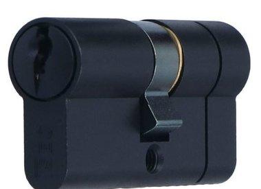 Zwarte cilinders ISEO  F6 extra s SKG ***