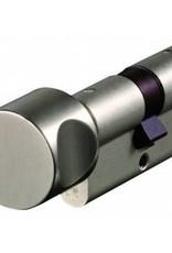 S2skg**s6 3 gelijk sluitende knopcilinders 75 mm knop40/35 met 6 zaagsleutels