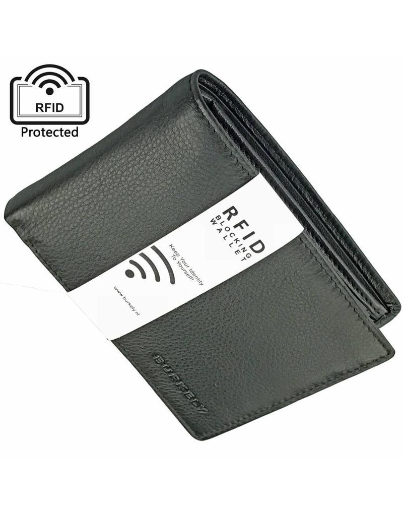 Burkely Heren Portemonnee Uitgebreid RFID