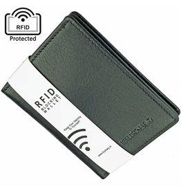 Burkely Leder Geldbörse Kreditkartenhalter RFID