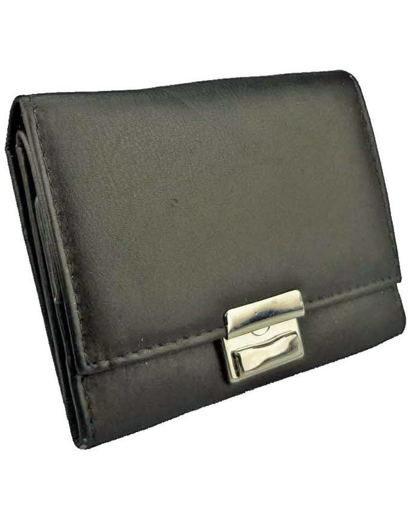 ouderwetse heren portemonnee