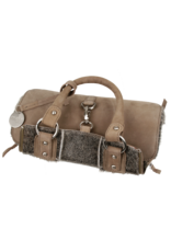 Bull & Hunt Leder Handtasche Umhängetasche Sherpa Salt and Peppa