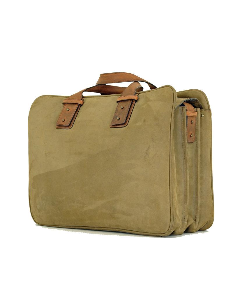 Ruitertassen Geräumige Handverarbeitete Leder Arbeitstasche Messenger Bag