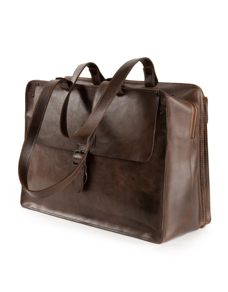 Harold's Retro Klassische Small Reisetasche Weekender